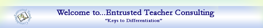 Differentiated Instruction Banner